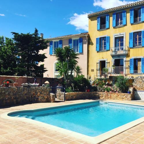 Résidence Jardin de Palme : Residence near Roquefort-des-Corbières