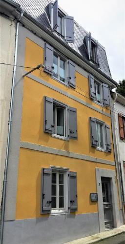 Au Chat Ronfleur : Guest accommodation near Beaudéan