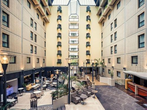 Mercure Paris Porte De Versailles Expo : Hotel near Châtillon