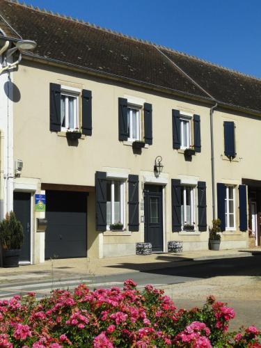 L'Orée des chênes : Guest accommodation near Vallon-en-Sully