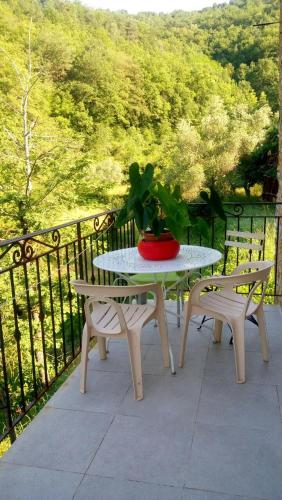 Holiday home Route du Fort de Flaut : Guest accommodation near Lantosque