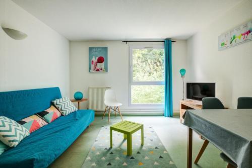 F2 LYONS SAINT MARC : Apartment near Bonsecours