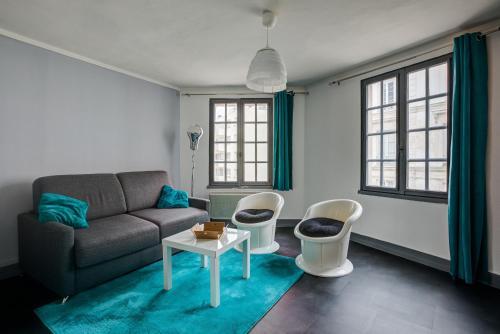Le Carrel Saint Marc : Apartment near Rouen