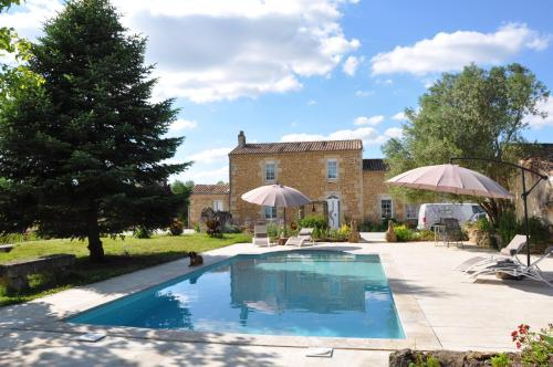 B&B Clos San Gianni : Bed and Breakfast near Preignac