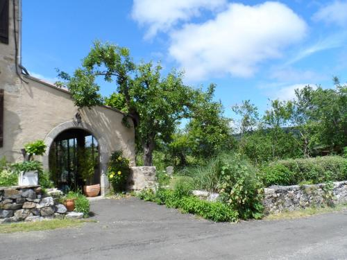 le Val de Sault : Guest accommodation near Galinagues
