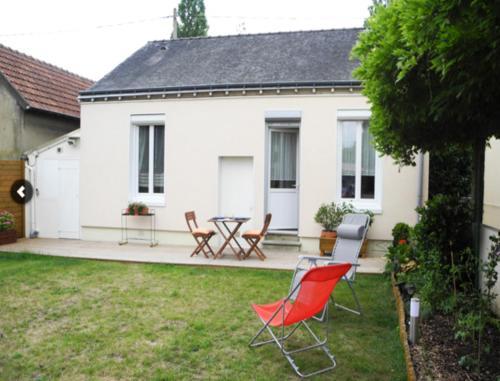 Les Vergnes Mancelles : Guest accommodation near Saint-Georges-du-Bois