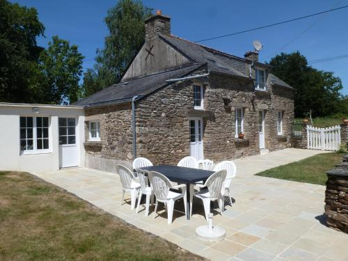 Gite Ker Maria : Guest accommodation near Saint-Vincent-sur-Oust