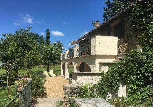 Moulin Latour : Guest accommodation near Saint-Félix-de-Villadeix