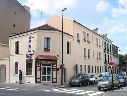 Hotel des Bains : Hotel near Alfortville