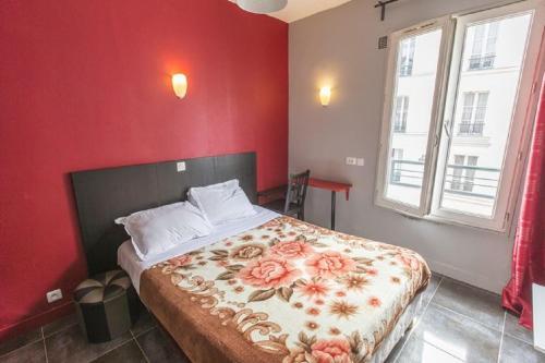 Hipotel Paris Montmartre Gare du Nord : Hotel near Saint-Ouen