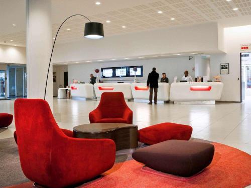 Novotel Paris Est : Hotel near Bagnolet