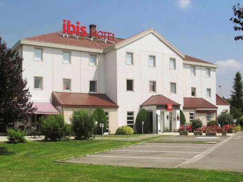 ibis Vesoul : Hotel near Vesoul