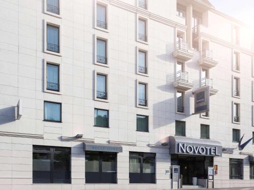 Novotel Paris Pont De Sevres : Hotel near Saint-Cloud