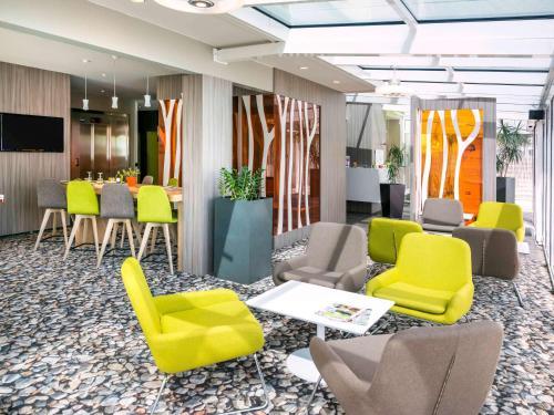 Ibis Styles Annemasse Genève-Breakfast Included : Hotel near Reignier-Esery