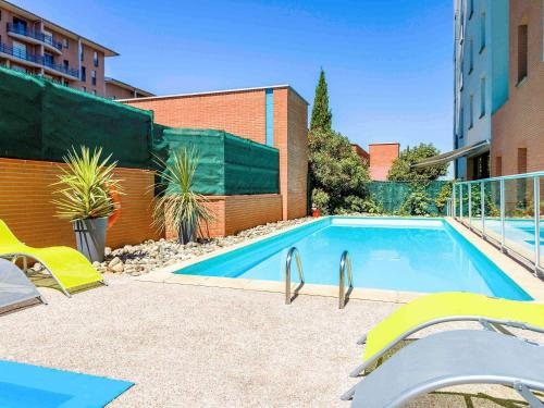Aparthotel Adagio Access Toulouse Jolimont : Guest accommodation near Bonrepos-Riquet