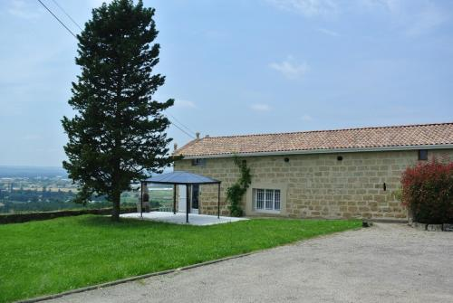 GITE du DOMAINE DE DASPE : Guest accommodation near Marmande