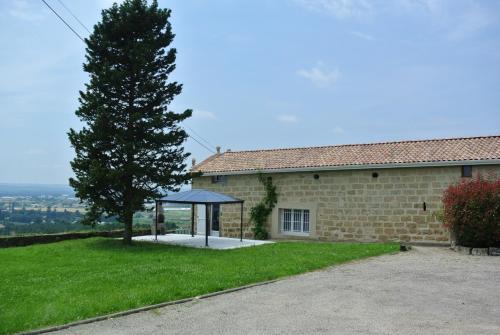 GITE du DOMAINE DE DASPE : Guest accommodation near Gaujac
