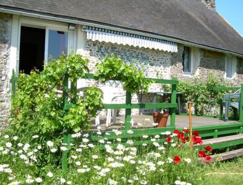 Le Mesnil de Creances : Bed and Breakfast near Laulne