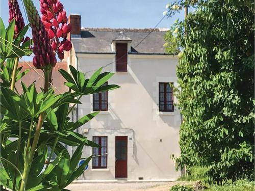 Holiday Home in Descartes : Guest accommodation near Le Grand-Pressigny