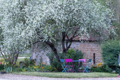 La Grande Vesvre : Bed and Breakfast near Noiron-sur-Seine