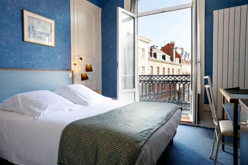 Grand Hotel de L'Univers : Hotel near Béhencourt