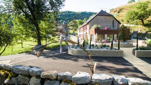 Gîte des Fées : Guest accommodation near Lizine
