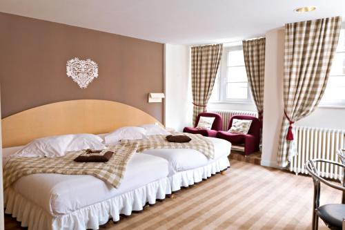 Hôtel Suisse : Hotel near Strasbourg