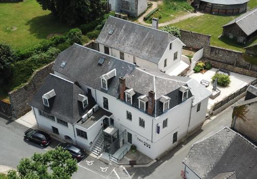 Hotel The Originals Brive-la-Gaillarde Nord Parc Pompadour (ex Inter-Hotel) : Hotel near Lubersac