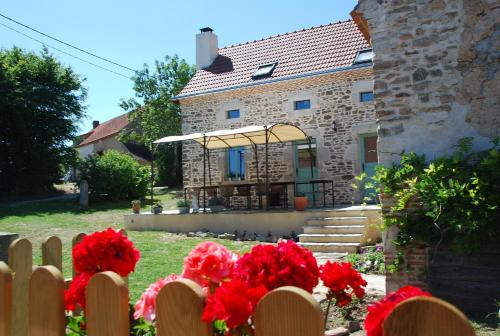 Maison Balady : Bed and Breakfast near Taxat-Senat