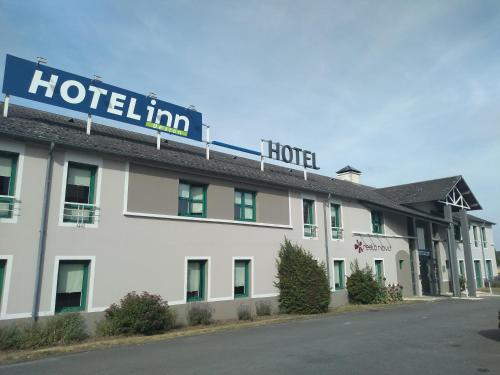 Hotel Inn Design Laon (Ex: Ibis Budget) : Hotel near Vendresse-Beaulne