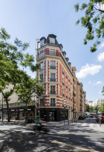 Urban Bivouac Hotel : Hotel near Ivry-sur-Seine