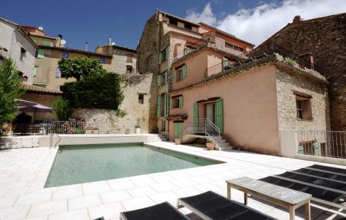 Maison Rose : Guest accommodation near Saint-Antonin