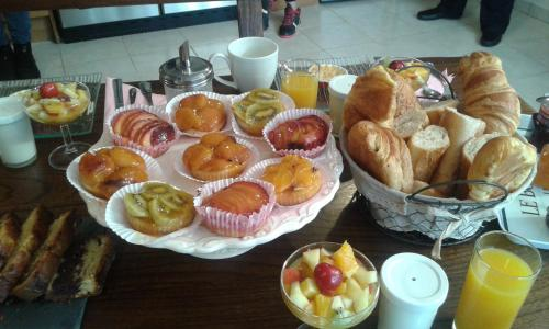 La Lusitania : Bed and Breakfast near Lapenty