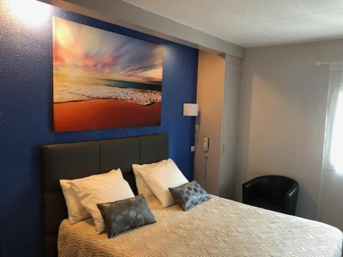 Hotel Aragon : Hotel near Toulouges