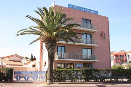 hôtel le Canetois : Hotel near Canet-en-Roussillon