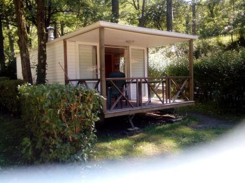 L'Orée des Cévennes : Guest accommodation near Le Martinet