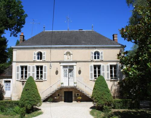 L'Ecrin du Serein : Bed and Breakfast near Courgis