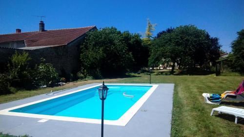 Wildflowergite86 : Guest accommodation near Sanxay