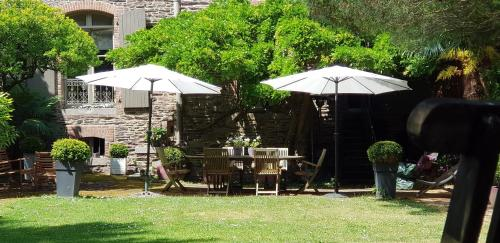 Castel Jolly : Bed and Breakfast near Montreuil-le-Gast