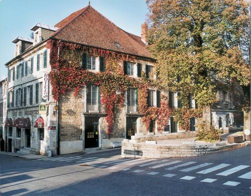 Hôtel des Messageries : Hotel near Pupillin