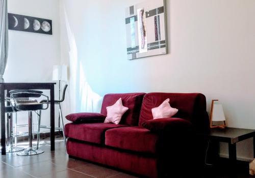Coquet Studio côté Saône : Apartment near Lyon 2e Arrondissement