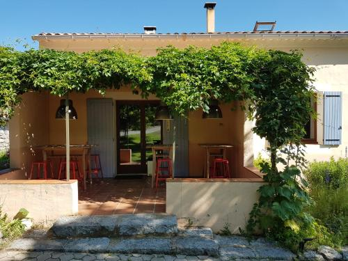 B&B Auberge Verdon : Bed and Breakfast near Rougon