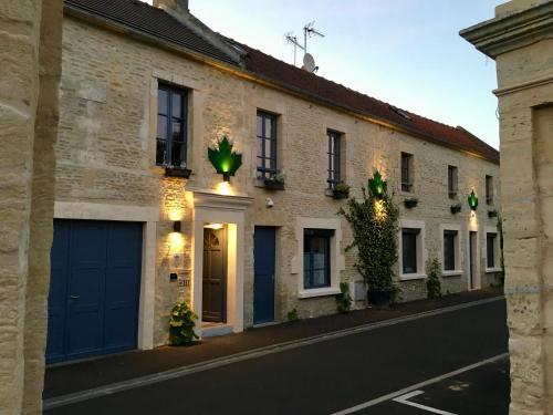 JunoGîte - Résidence : Guest accommodation near Bernières-sur-Mer