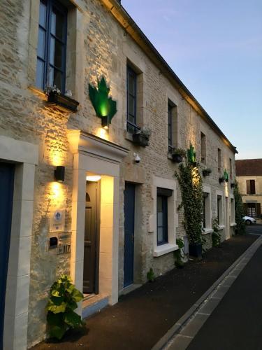 JunoGîte - L'Érable : Guest accommodation near Bernières-sur-Mer