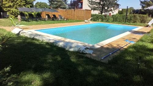 L'amarre aux anges : Bed and Breakfast near Saint-Gengoux-le-National