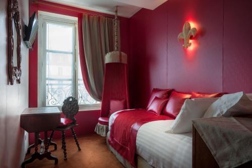 Le Temple De Jeanne : Hotel near Paris 4e Arrondissement