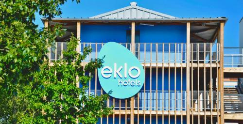Eklo Hotels Le Havre : Hotel near Octeville-sur-Mer