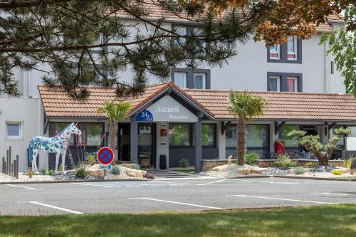Kyriad Niort : Hotel near Saint-Maixent-l'École