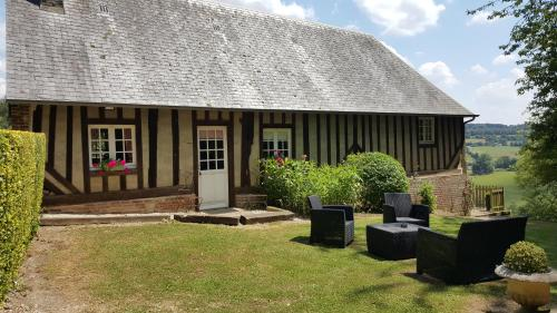 Gite le Normand : Guest accommodation near Castillon-en-Auge