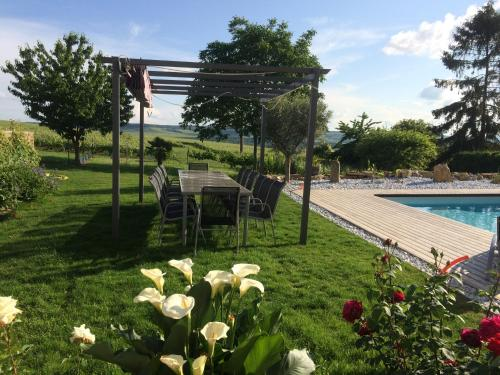 Gite la Delouviere : Guest accommodation near Verneuil